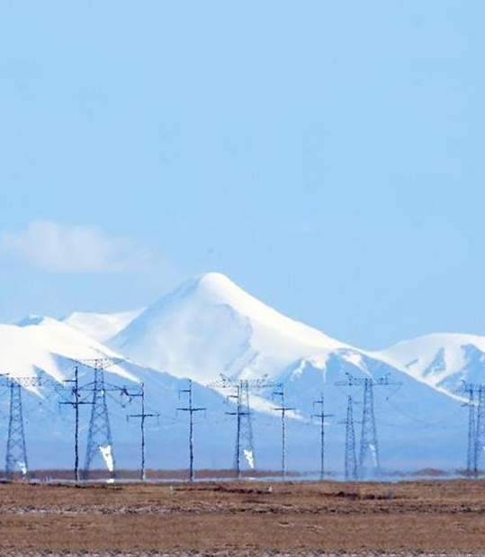 Qinghai Golmud - Tibet Lhasa ± 400kV DC networking project